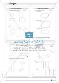 Zeichnen mit Geodreieck und Zirkel: Differenzierte Übungsmaterialien Preview 18