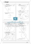 Zeichnen mit Geodreieck und Zirkel: Differenzierte Übungsmaterialien Preview 19