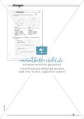 Umfang und Flächeninhalt: Differenzierte Übungsmaterialien Preview 13