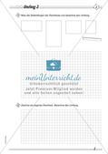Umfang und Flächeninhalt: Differenzierte Übungsmaterialien Preview 4