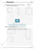 Umfang und Flächeninhalt: Differenzierte Übungsmaterialien Preview 6
