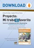 Projekt: Berufe kennenlernen und vorstellen Preview 1