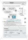 Physik selbst entdecken: Mechanik - Bewegung Preview 7
