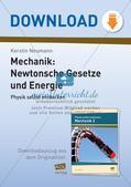 Physik selbst entdecken: Mechanik - Newtonsche Gesetze und Energie Preview 1