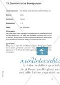 Bewegter Unterricht: Zahlen & Operationen und Raum & Form Preview 20