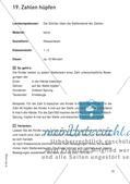 Bewegter Unterricht: Zahlen & Operationen und Raum & Form Preview 24