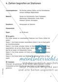Bewegter Unterricht: Zahlen & Operationen und Raum & Form Preview 8