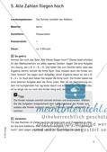 Bewegter Unterricht: Zahlen & Operationen und Raum & Form Preview 9