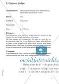 Bewegter Unterricht: Zahlen & Operationen, Raum & Form und Größen & Messen Preview 6