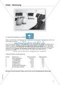Mathe im Berufsalltag/Gastgewerbe: Bruttopreise berechnen Preview 3