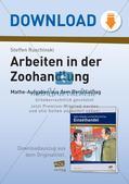 Mathe im Berufsalltag/Einzelhandel: Futtermischungen berechnen Preview 1
