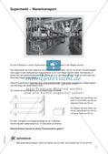 Mathe im Berufsalltag/Einzelhandel: Warentransporte optimieren Preview 3