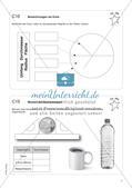 Freiarbeit: Zeichnen und Berechnen von Flächen Preview 13