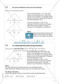 Freiarbeit: Zeichnen und Berechnen von Flächen Preview 5