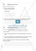 Freiarbeit: Zeichnen und Berechnen von Flächen Preview 6