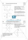 Freiarbeit: Zeichnen und Berechnen von Flächen Preview 7