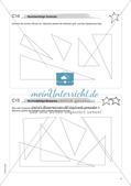 Freiarbeit: Geometrische Flächen Preview 12