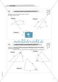 Freiarbeit: Geometrische Flächen Preview 16
