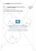 Freiarbeit: Geometrische Flächen Preview 20