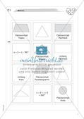 Freiarbeit: Geometrische Flächen Preview 5