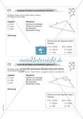 Freiarbeit: Geometrische Flächen Preview 6