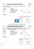 Freiarbeit: Geometrische Flächen Preview 7