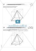 Freiarbeit: Geometrische Körper Preview 7