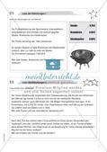 Freiarbeit: Gleichungen und Formeln Preview 6