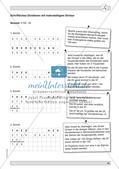Training der Grundfähigkeiten: Schriftliche Rechenverfahren Preview 12