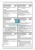 Training der Grundfähigkeiten: Schriftliche Rechenverfahren Preview 3