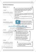 Training der Grundfähigkeiten: Schriftliche Rechenverfahren Preview 9