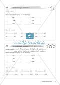 Natürliche Zahlen: Materialien in zwei Differenzierungsstufen Preview 10