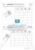 Natürliche Zahlen: Materialien in zwei Differenzierungsstufen Preview 8