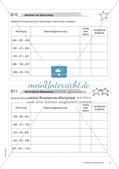 Grundrechenarten: Materialien in zwei Differenzierungsstufen Preview 11
