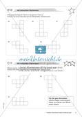 Geometrische Figuren und Beziehungen: Materialien in zwei Differenzierungsstufen Preview 11
