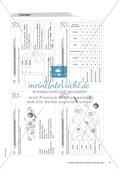 Geometrische Figuren und Beziehungen: Materialien in zwei Differenzierungsstufen Preview 16