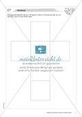 Geometrische Figuren und Beziehungen: Materialien in zwei Differenzierungsstufen Preview 9
