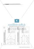 Koordinatensystem und Achsenspiegelung: Materialien in zwei Differenzierungsstufen Preview 15