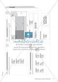 Längen, Umfang und Flächeninhalt: Materialien in zwei Differenzierungsstufen Preview 19