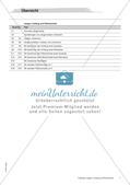 Längen, Umfang und Flächeninhalt: Materialien in zwei Differenzierungsstufen Preview 3