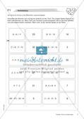 Terme und Gleichungen: Materialien in zwei Differenzierungsstufen Preview 7