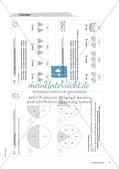 Brüche: Materialien in zwei Differenzierungsstufen Preview 16