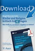 Kirche und Religion kritisch hinterfragen - Zu seinem Glauben stehen Preview 1