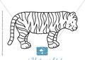 Orientierungsfähigkeit aufbauen: Zoo-Spiel Preview 15