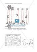 Orientierungsfähigkeit aufbauen: Zoo-Spiel Preview 4