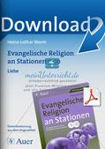 Evangelische Religion an Stationen: Liebe Preview 1