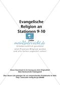 Evangelische Religion an Stationen: Liebe Preview 2