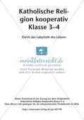 Kooperative Methoden: Das Labyrinth des Lebens Preview 2