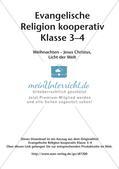 Kooperative Methoden: Jesus Christus, Licht der Welt Preview 2