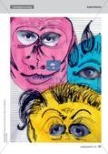 Gestaltung rund ums Foto: Zeichnen, Malen, Collagieren I Preview 16